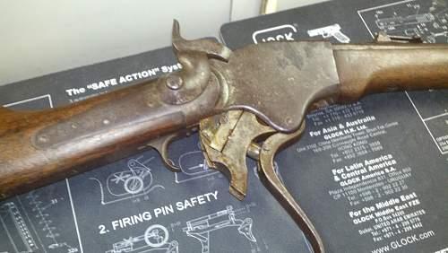 1865 Spencer Carbine