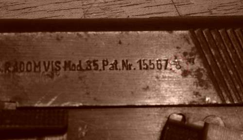 Polish VIS with Nazi markings