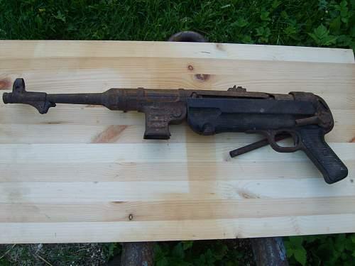 MP40, need opinions