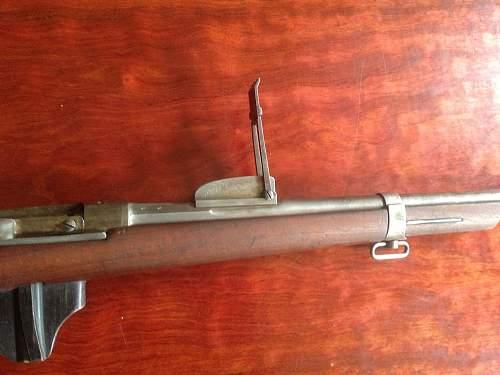 Unknown rifle