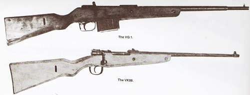 Unknown German butt stock