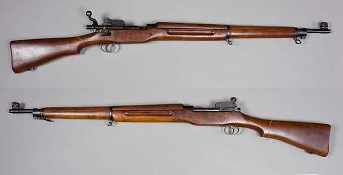 M1917 American Enfield