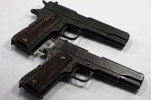 1943 Remington 1911