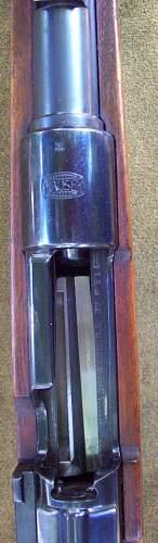 Mauser Banner Standard Model Waffenamt