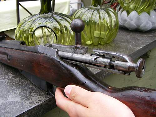 Can someone tell me more about this mosin nagant?