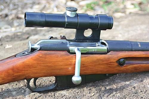 Click image for larger version.  Name:1942 Izhevsk Sniper 2.jpg Views:2095 Size:169.6 KB ID:535098