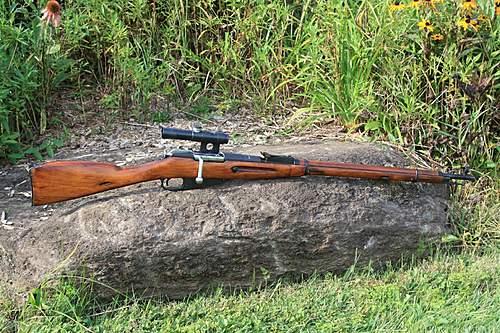 Click image for larger version.  Name:1942 Izhevsk Sniper 1.jpg Views:1536 Size:341.8 KB ID:535099