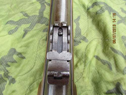Pattern Enfield 1853 Rifle