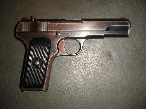 Trying to ID this Tokarev Pistol...Are you an expert?