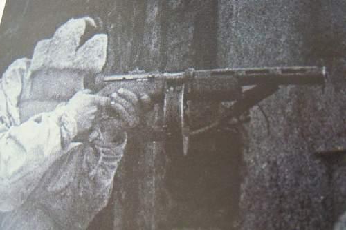 Soviet SMG identification