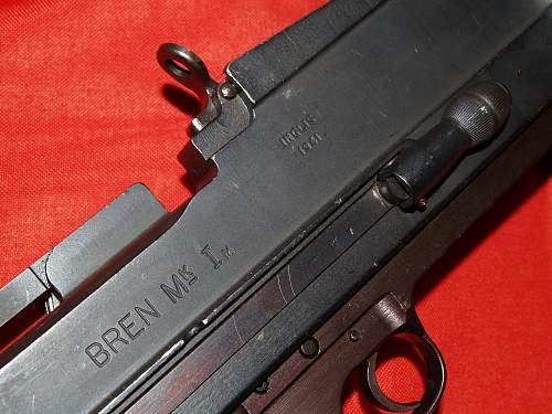 Bren Guns