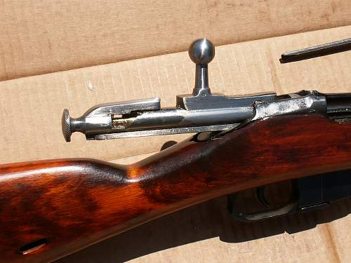 1941 M91/30 Mosin Nagant