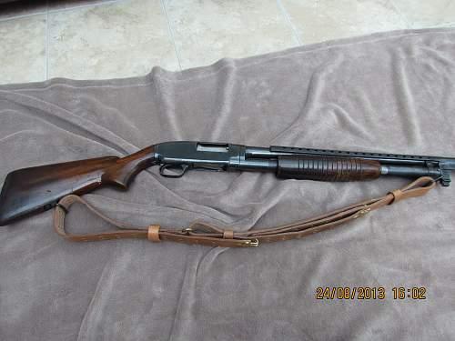 Military Shotgun