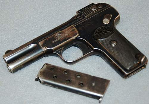 Click image for larger version.  Name:FN-1900-Pistol.jpg Views:2236 Size:54.0 KB ID:562095