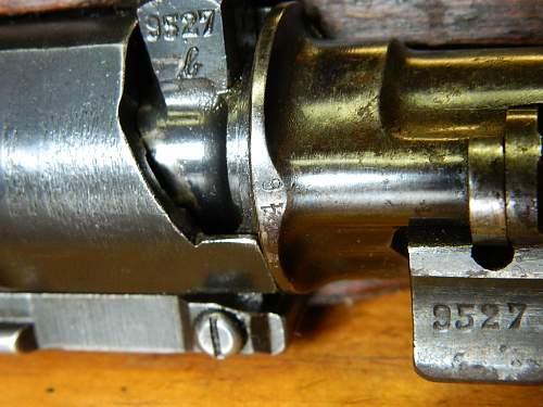 Romainian captured k98