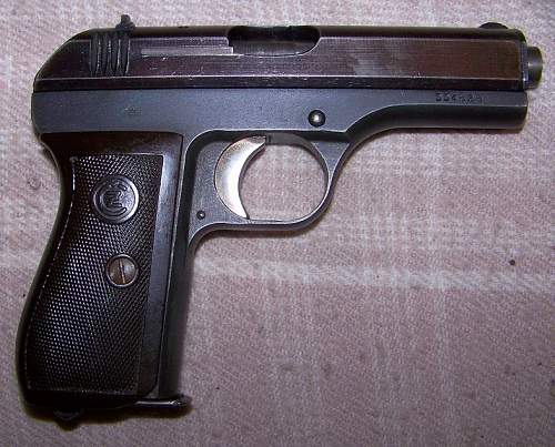 My First WWII CZ27!