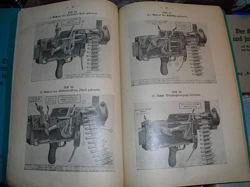 German MG .08/15 ( Original not replica )