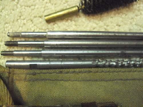 German gun cleaning tool ??