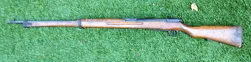 Type 99 (Long?) Training Rifle