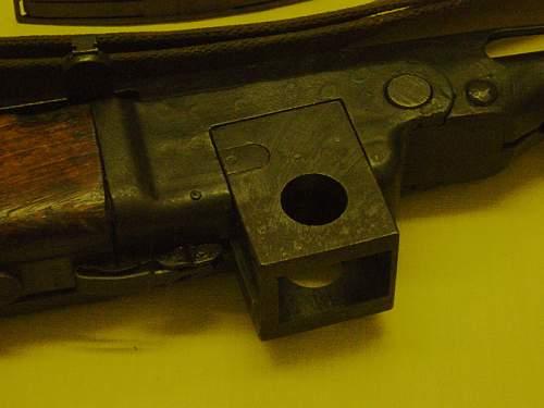 Ultra rare PPSh41: German 9mm conversion
