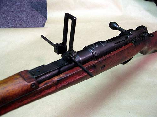 Seeking Information on a WWII Japanese Rifle