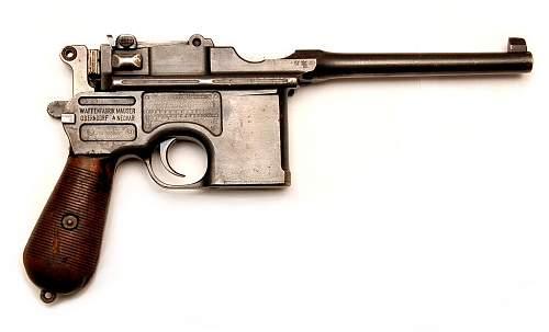 Austro-Hungarian Contract 1916 C-96