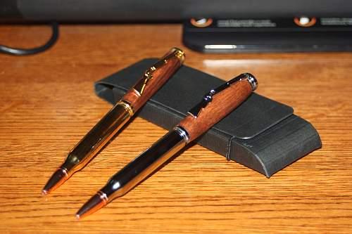 Click image for larger version.  Name:Mosin Nagant Pens.jpg Views:12328 Size:262.1 KB ID:580381
