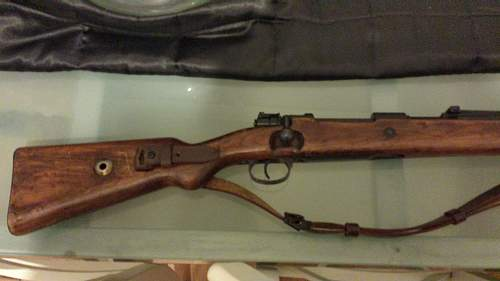 german k98 rifle
