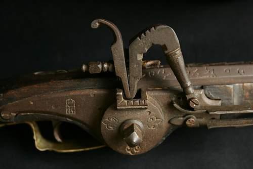 Help on old pistol