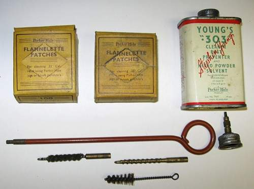 Old Cleaning Kit