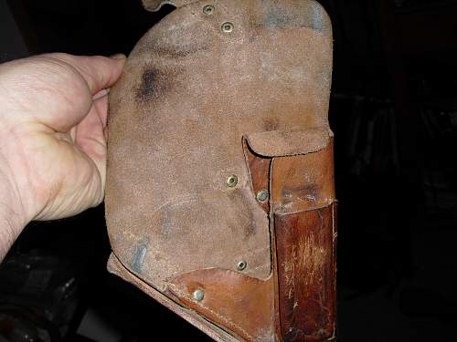 ID a leather holster please