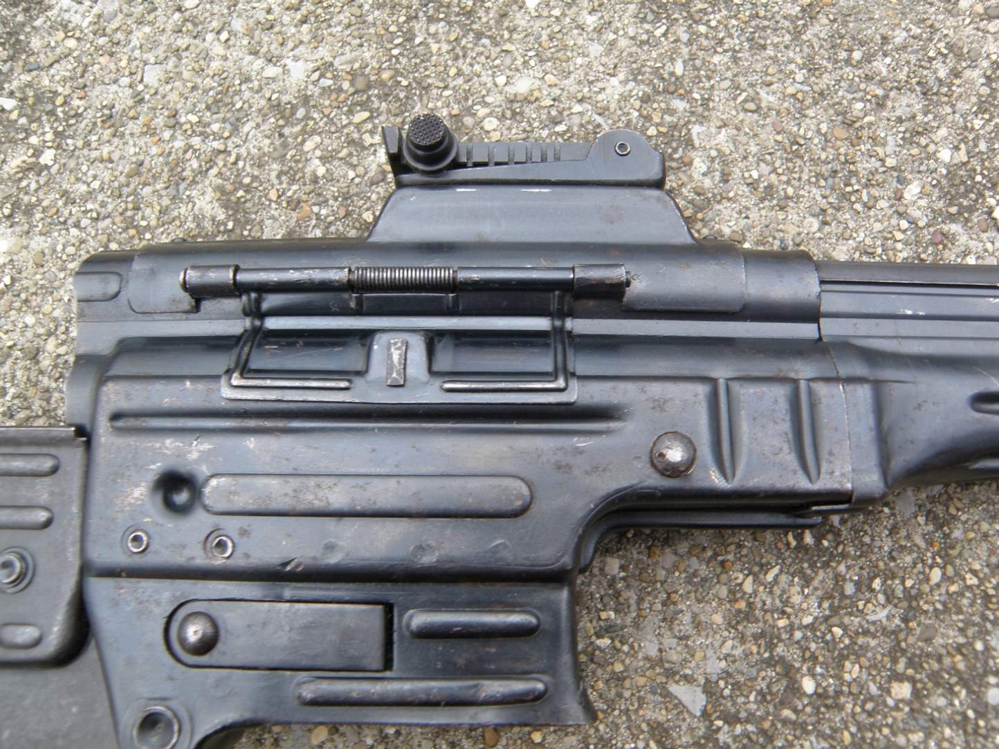 New STG-44 Reproduction from Hill and Mac Gun Works