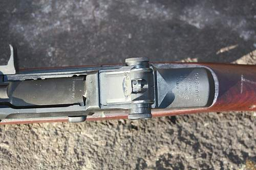 1944 Springfield Armory M1 Garand