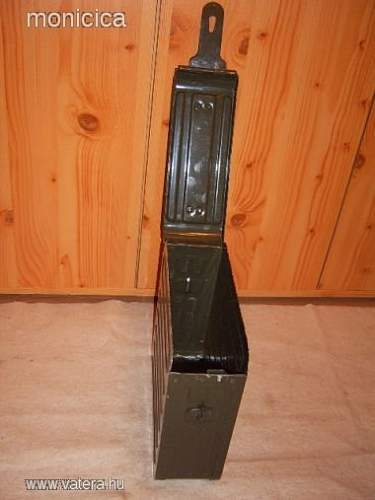Unknown Maxim Ammo Box