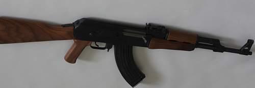 Kalashnikov reliability is no myth