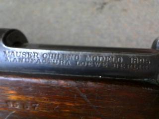 1904 Mauser stock making process
