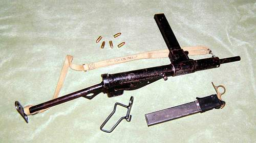 Click image for larger version.  Name:Sten Mk II.jpg Views:571 Size:137.3 KB ID:61283