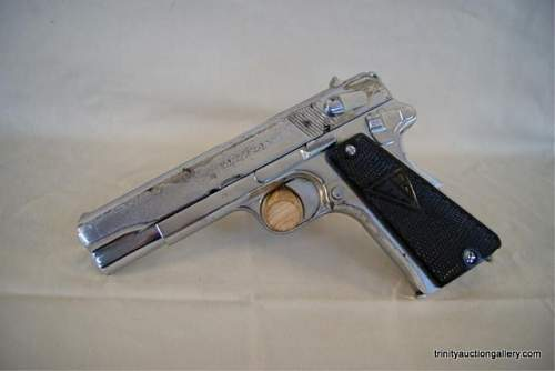 The epitome of heresy (dont look if you are sensitive and cant abide puppies and guns being hurt!)