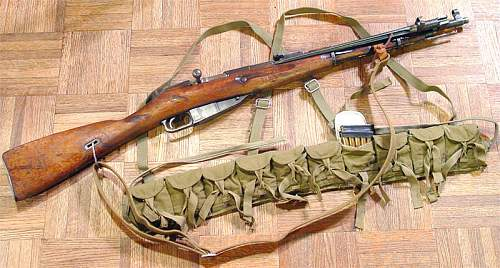 Type 53 chinese rifle?
