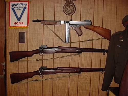 My few guns