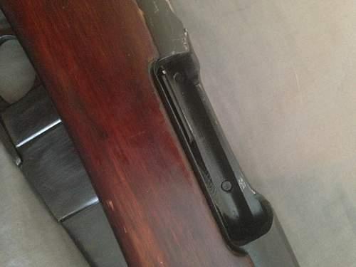 A couple of new Mosin-Nagant M91/30's