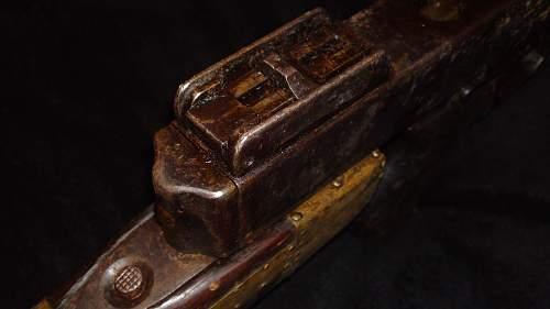 Very used 1931 Thompson