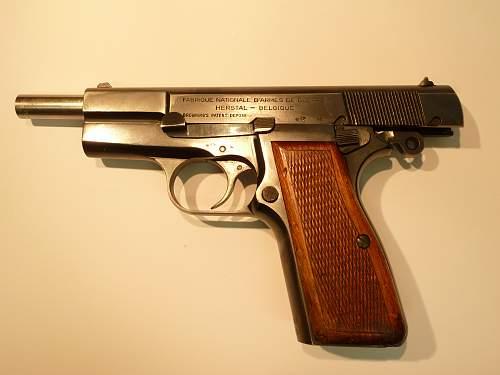 My FN Hi Power