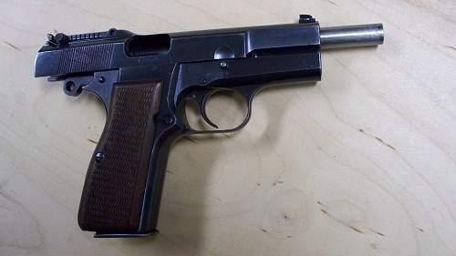 Nazi P.640b High Power Rig
