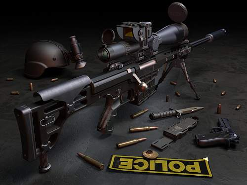 3D-weapons