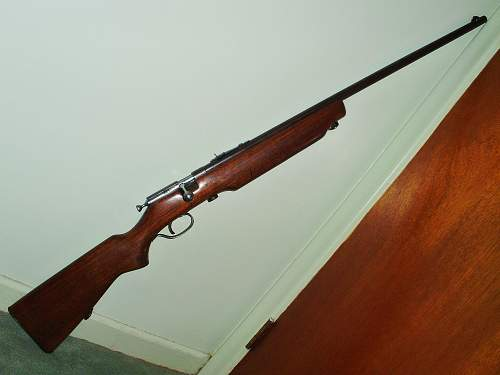 WWII Canadian Training Rifle.........