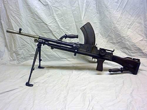 Bren Gun Identification