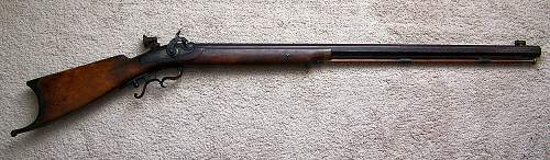 Info Needed on my Early Schuetzen Rifle