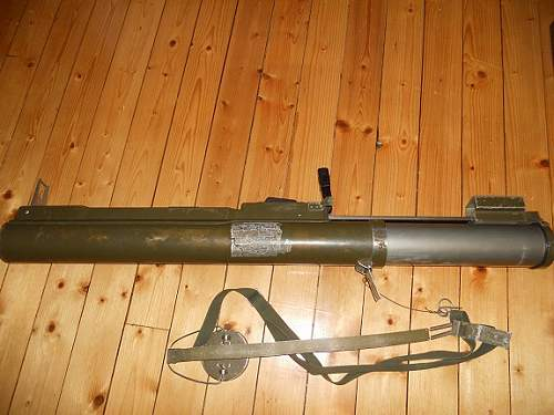 Price on a M72 LAW tube (used)
