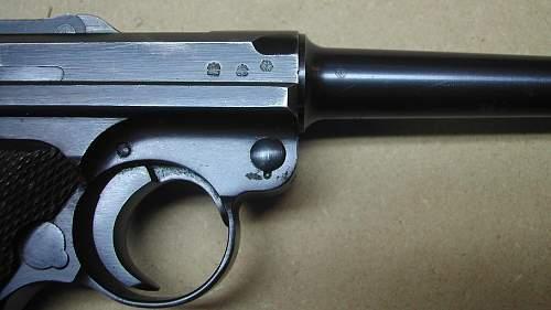 K98, Identification